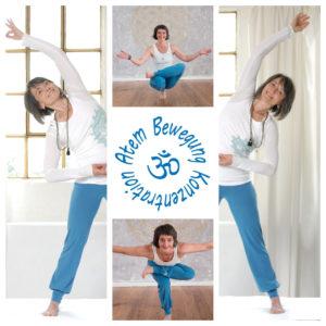 Hatha Yoga mit Claudia Gisbert