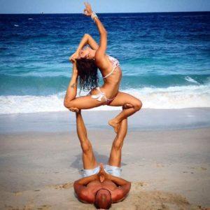 Yoga dynamisch